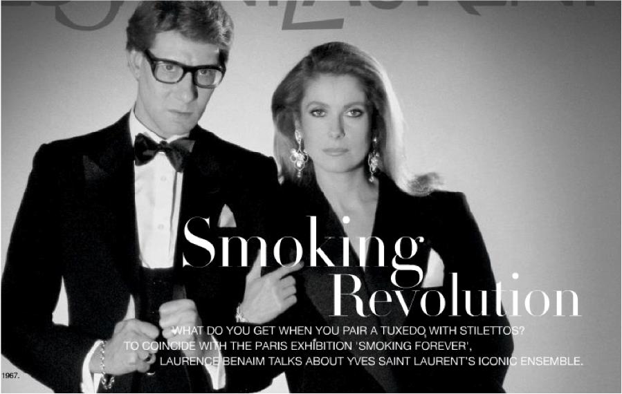 catherine-deneuve-yves-saint-laurent