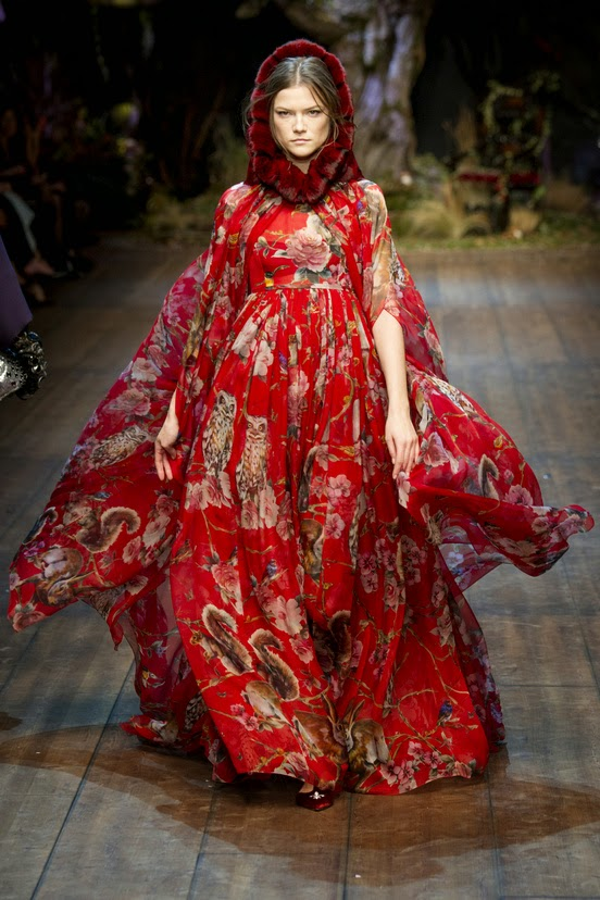 Dolce-Gabbana-Fashion-week-milan